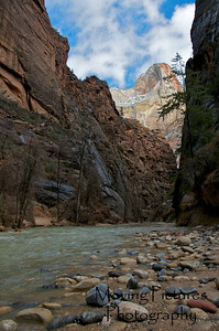 Zion National Park - Riverside Walk