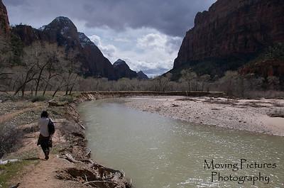 Zion National Park - Virgin River