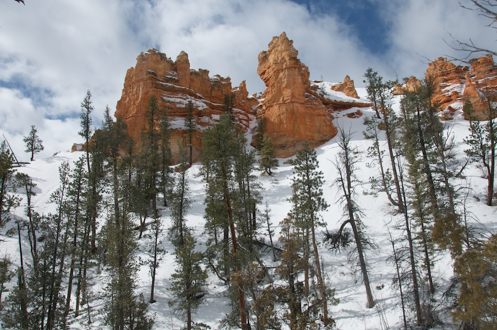 Bryce Canyon National Park - Fairyland Loop Trail