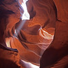 Slot Canyon - Arizona: May, 2008