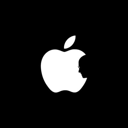 The best of the Steve Jobs memorials. Created by a young Hong Kong artist.