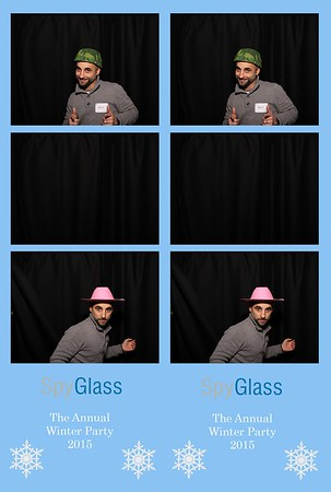 Spy Glass Annual Winter Party 01.23.15