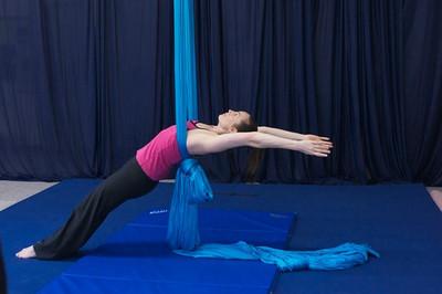 Back drape stretch