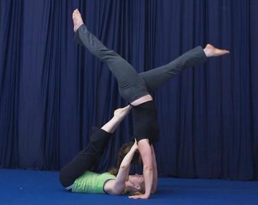 Laying base:  back balance (aquaman)