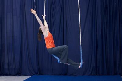 Balance hammock
