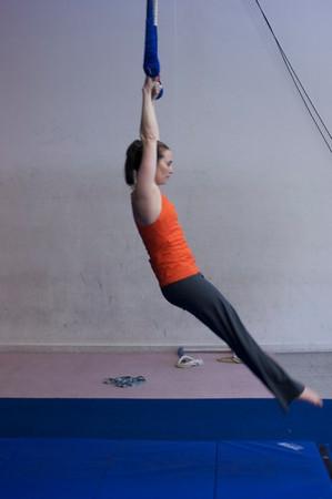 VAST photos:  trapeze