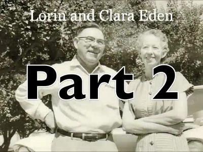 Eden 50th Part 2x