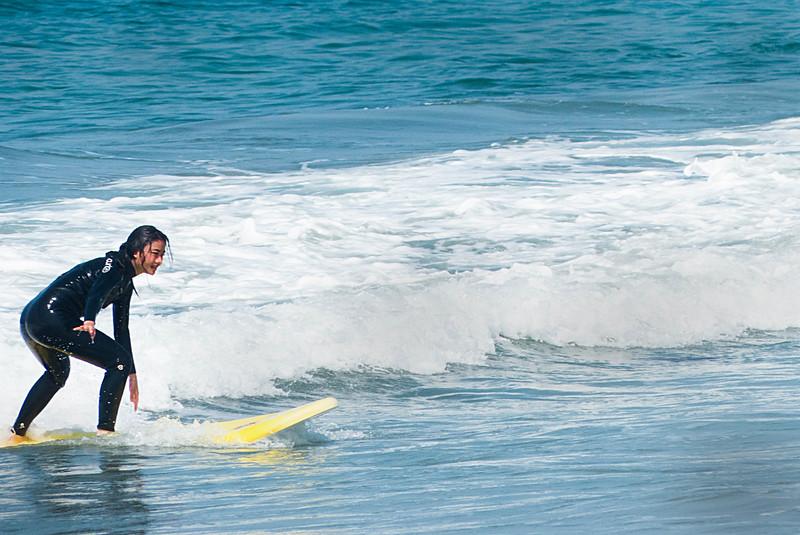 SURFER GIRL VENICE BEACH LA-2