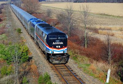 Amtrak Special, Cooperstown, N.Y