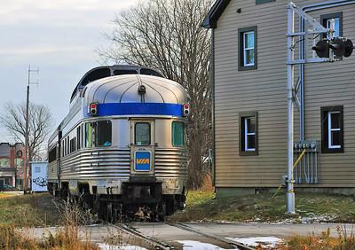 Amtrak 694, St-Jean-sur-Richelieu, Qc