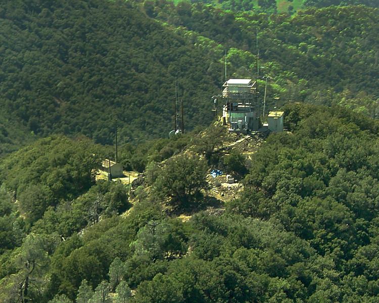 Copernicus Peak CDF Lookout 4/16/2007