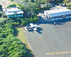 Flying over VG Airport-Viveza