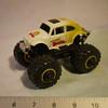 Monster baja beetle, white
