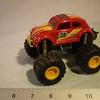 Monster baja beetle, red
