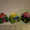 Racing bug, momentum drive, pink, orange, yellow