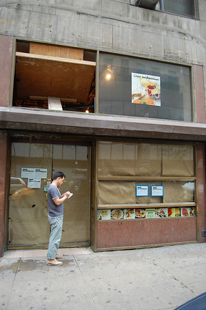 Vacant Store - 38 West 48th Street