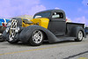 Hot Rod Truck<br /> <br /> Saw this while we were out and about in Bedford, IN. Had my S90 with me so thought I'd capture a couple shots.