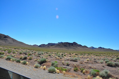 Good old NV. this photo was shot from the car.