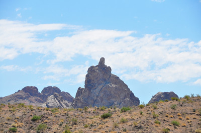 Its a real rock in NV.