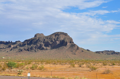 What a hill in AZ.