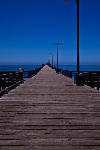Pier at Avila Beach, California