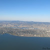"What is called ""the Bay Area"" -- what I call ""home"" :)<br /> taken from the airplane as we were leaving California"