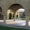 Stanford University, Memorial quad