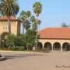Stanford University, quad