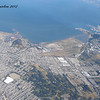 Aerial view of the Bay Area