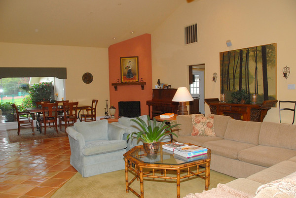 Marty's San Rafael Home