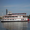 The Georgia Queen Paddle Wheel Excursion Boat.