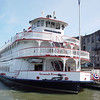 Savannah River Queen.  This is the boat we nearly rammed!!!