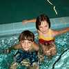 "They loved the pool and there were no ""pool Nazi's"" out this day....."