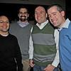 Dolph Goldenburg, Daivd Ortega, Bill Gehrman and Chris Mullins