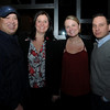 Jim and Lisa Gallo, with Diane Johnson and Christian Dicicco