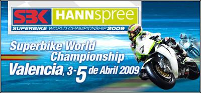 Valencia worldSBK 2009