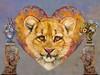 Marty Katon Lion Valentine