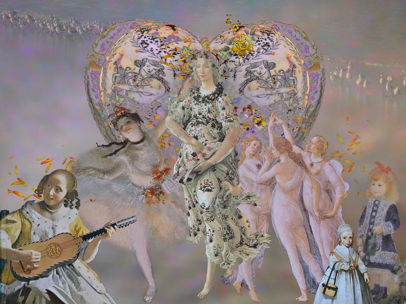 Botticelli Spring dance