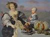 RUBENS DAME & MONET MELON-SMUG-