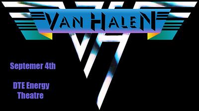 Van Halen and Kenny Wayne Shepard