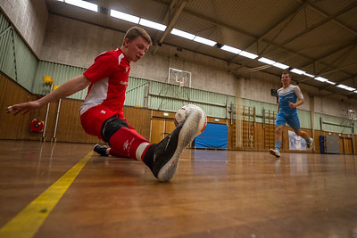 Zaalvoetbal (ZVV Ede)