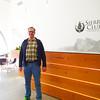 Vance at Sierra Club Headquarters, San Francisco, California, March 2014.