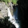 Elk Falls near Campbell River