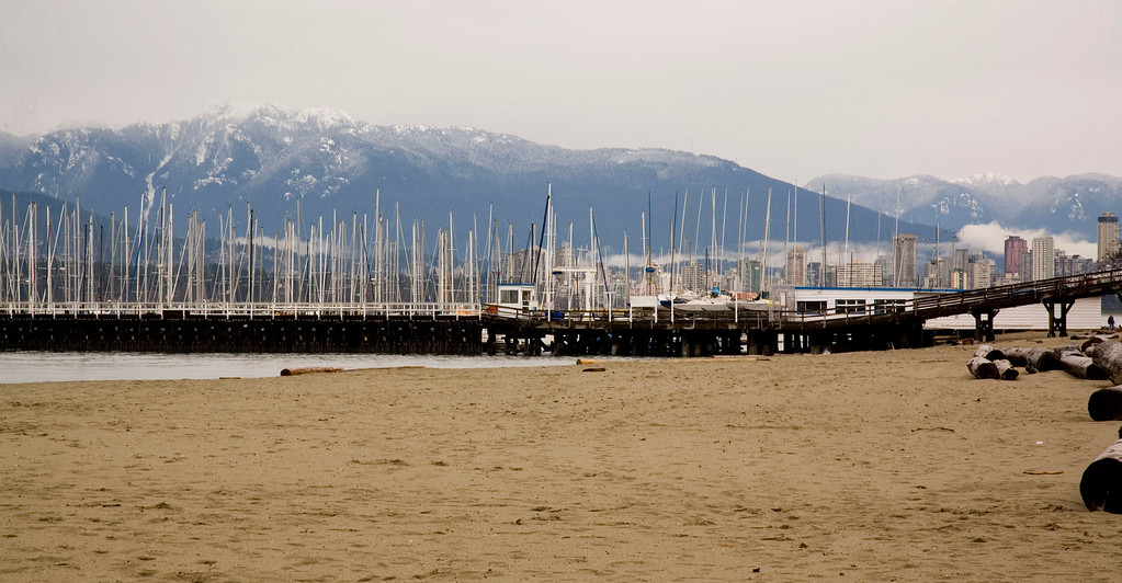 Royal Vancouver Yacht Club (and Vancouver beyond)
