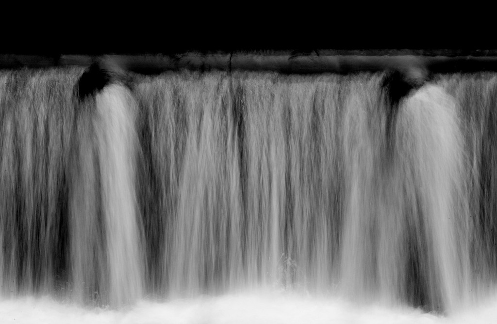 Dam at Capilano Park, North Vancouver