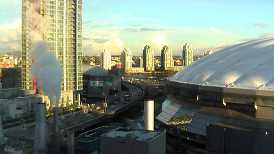 Panasonic SD-5 - BC Place  One more capture of roughly the same image. This time from the Panasonic SD5 HD video camera.