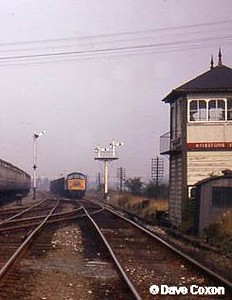 Dave's vanished signal boxes