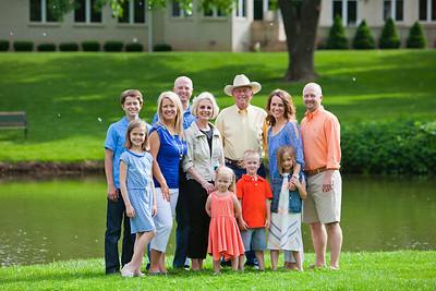 Vanlandingham Family 2014