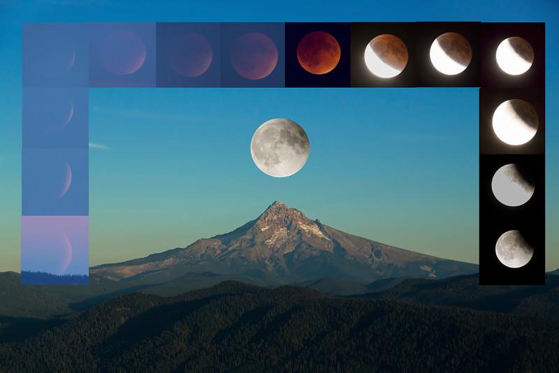September Lunar Eclipse 2015