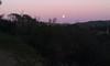 moon rise, Oakland,CA